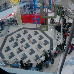 Photo taken at Robinsons Galleria by Gaspar Lito M. on 9/16/2012