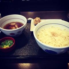 Photo taken at なか卯 池袋サンシャイン前店 by 大三 金. on 10/3/2012