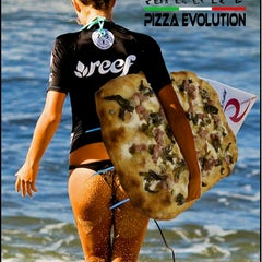 Photo taken at Pizza Evolution by Tallarini P. on 3/30/2013