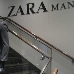 Photo taken at Zara by Davide D. on 11/3/2012