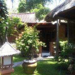 Photo taken at Puri Mas Boutique Resorts & Spa by Kathrin B. on 11/10/2012