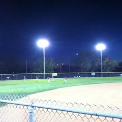 Photo taken at AJ Wlson Sports Complex by Bitter_Barbie on 9/19/2012