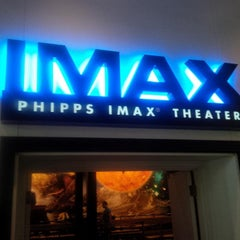 Photo taken at Phipps IMAX, Denver Museum of Nature & Science by Thomas H. on 7/1/2014