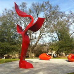 Photo taken at Freedom Park by Grayson T. on 12/31/2012