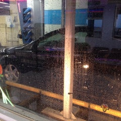 Photo taken at Downtowner Car Wash by Courtney J. on 10/13/2014