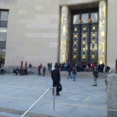 Photo taken at Brooklyn Public Library (Central Library) by Suman G. on 10/12/2012