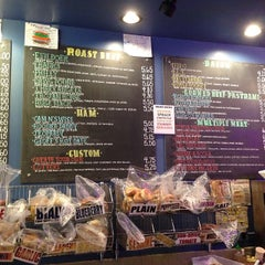 Photo taken at Ripple Bagel & Deli by Gilbert L. on 11/11/2013