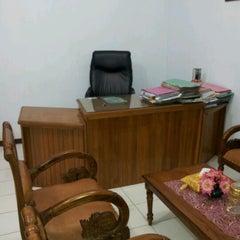 Photo taken at Kantor Bupati Ketapang by Muhammad A. on 10/15/2012