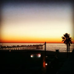 Photo taken at Hermosa Beach Parking Structure by Marisa C. on 2/17/2013