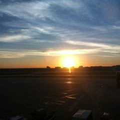 Photo taken at Gate A5 by Michelle K. on 1/16/2013