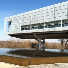 Photo taken at William J. Clinton Presidential Center and Park by Michelle K. on 3/6/2013