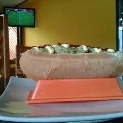 Photo taken at Sandwich El Uno by Daniel H. on 10/14/2012