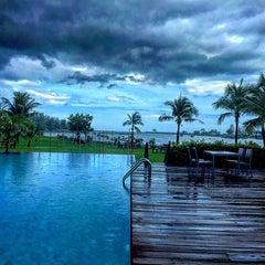 Photo taken at Lawana Escape (Lawana Beach Resort) by Wisit P. on 9/8/2015