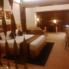 Photo taken at Hotel Kartika Graha by Ardane W. on 6/19/2014