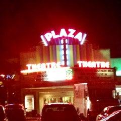 Photo taken at Plaza Theatre by Jennifer Kjellgren ~. on 11/9/2012