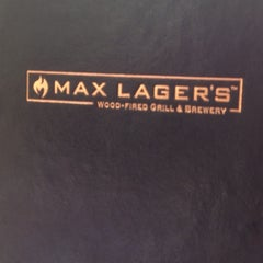Photo taken at Max Lager's by Jonathan C. on 3/30/2013