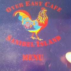 Photo taken at Over Easy Café by Kathy S. on 1/13/2013