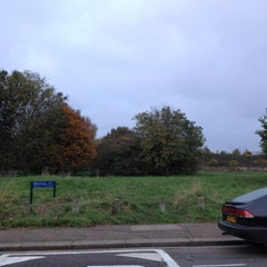 Photo taken at HMP Wormwood Scrubs by Marshall M. on 11/16/2013