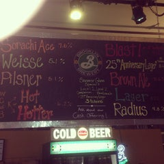 Photo taken at Brooklyn Brewery by Eddie C. on 4/26/2013