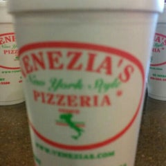 Photo taken at Venezia's Pizzeria by Jodi B. on 6/13/2015