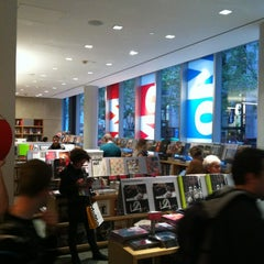 Photo taken at MoMA Design Store by Alonso L. on 10/7/2012