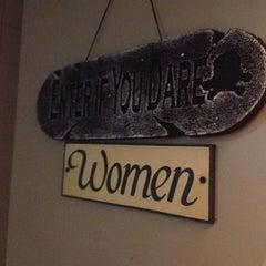 Photo taken at Upfront Bar & Grill by Devon S. on 10/10/2012