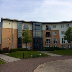 Photo taken at Wentworth College by Chen Z. on 4/28/2014