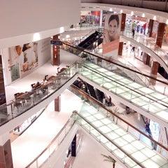 Photo taken at Shopping San Pelegrino by Carlos Fernando N. on 4/12/2013