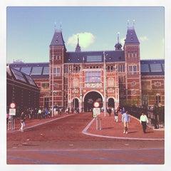 Photo taken at Rijksmuseum by Ivan R. on 6/2/2013