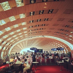 Photo taken at Aéroport Paris-Charles de Gaulle (CDG) by Asai M. on 6/30/2013