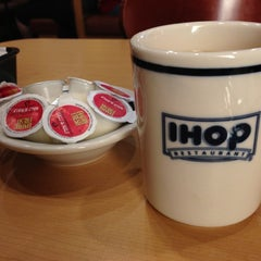 Photo taken at IHOP by Brian G. on 10/13/2012