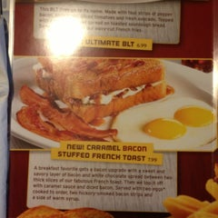 Photo taken at Denny's by CorrieAnn on 3/16/2013