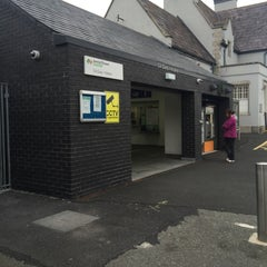 Photo taken at Kildare Railway Station by Hettie S. on 6/25/2015