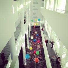 Photo taken at Museu d'Art Contemporani de Barcelona (MACBA) by Carlos Z. on 11/25/2012