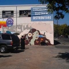 Photo taken at Round Corner Tavern by Brian A. on 9/29/2012