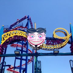 Photo taken at Luna Park by Annoushka O. on 6/1/2013