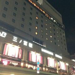Photo taken at JR 三ノ宮駅 (Sannomiya Sta.) by Dr.奥秩父 aiko ♂. on 7/7/2013