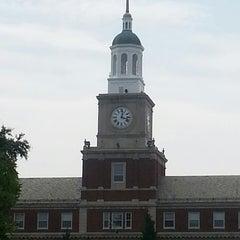 Photo taken at Howard University by Steven W. on 7/20/2013