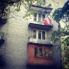 "Photo taken at Ларек ""Овощи и фрукты"" by Natalia T. on 9/22/2012"