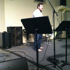 Photo taken at Experience Community Church by Angela A. on 3/18/2012