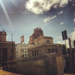 Photo taken at Porta Venezia by Duchessa Francy S. on 9/1/2012