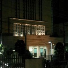 Photo taken at BSGI Associação Brasil Soka Gakkai Internacional by Vitor N. on 10/8/2011