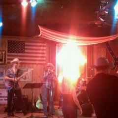 Photo taken at Cowboy Palace Saloon by Arthur K. on 9/3/2011