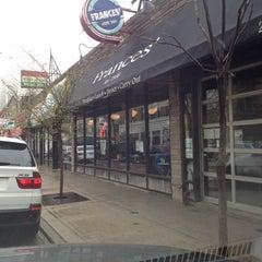 Photo taken at Frances' Deli by Dennis M. on 3/23/2012