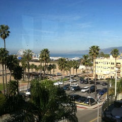 Photo taken at Loews Santa Monica by Scott F. on 3/20/2012