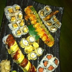 Photo taken at Kooma sushi Restaurant by West C. on 8/2/2011