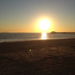 Photo taken at Seal Beach by Kevin R. on 12/29/2011