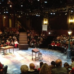 Photo taken at ACT Theatre by Kevin P. on 11/28/2011