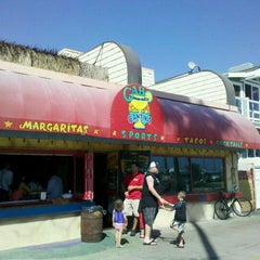 Photo taken at Cabo Cantina by Erica M. on 8/27/2011