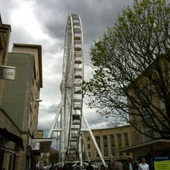 Photo taken at Bristol Wheel by Meshari M. on 5/6/2012